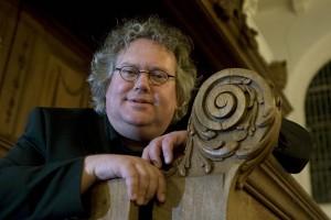 Dirigent Arie Hoek