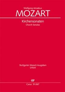 Mozart partitur